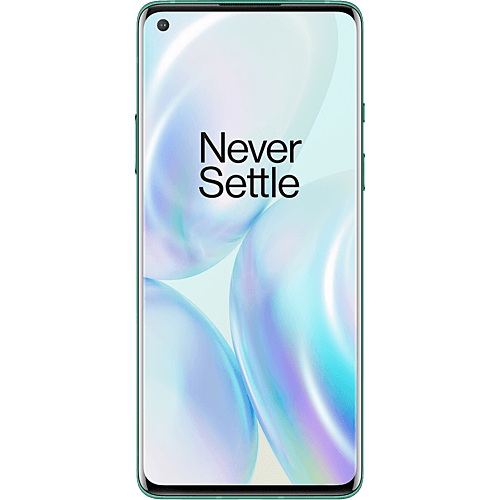 OnePlus 8 Glacial Green Vorne