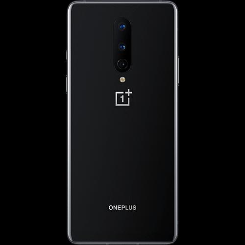 OnePlus 8 Onyx Black Hinten