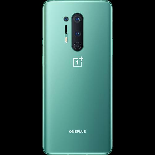 OnePlus 8 Pro Glacial Green Hinten