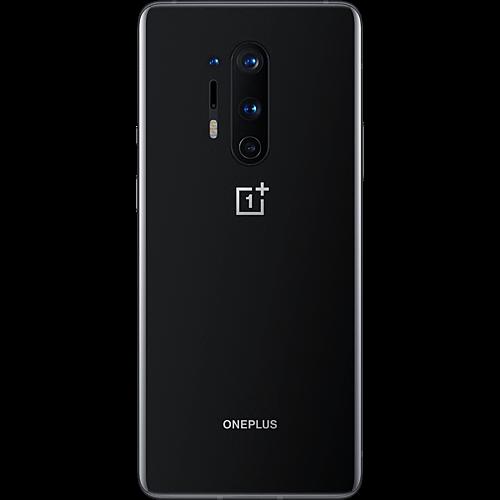 OnePlus 8 Pro Onyx Black Hinten