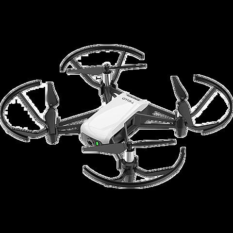 Ryze Tello Drohne - Weiß 99930624 seitlich