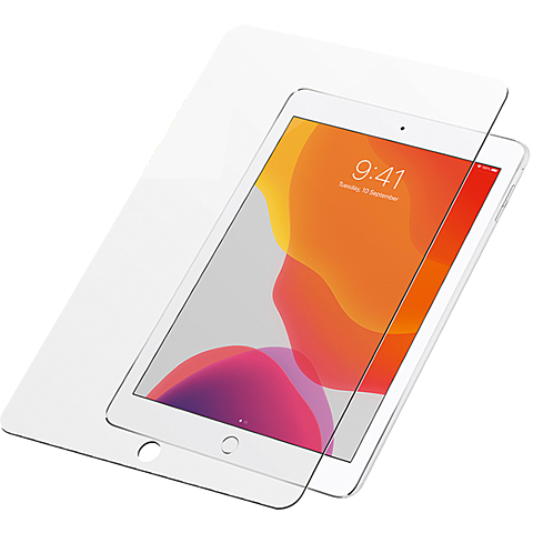 PanzerGlass Display Glas Apple iPad 10.2 - Transparent 99930635 vorne