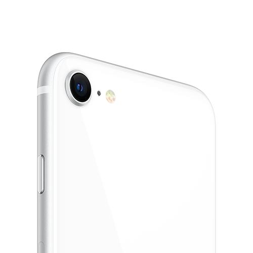 Apple iPhone SE (2. Gen) Weiß Kamera