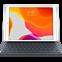 Apple Smart Keyboard iPad (7. Generation) - Schwarz 99930724 vorne thumb
