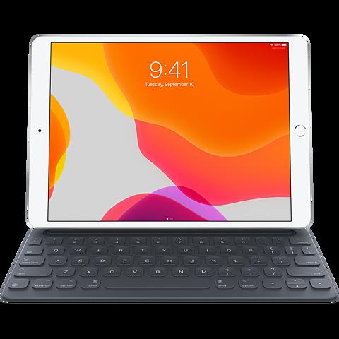 Apple Smart Keyboard iPad (7. Generation) - Schwarz 99930724 vorne