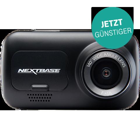 Nextbase Dash Cam 222G - Schwarz 99930489 vorne