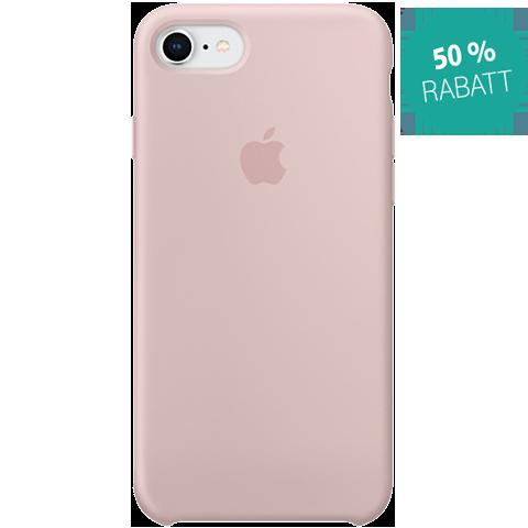 Apple Silikon Case iPhone 8 Sandrosa 99927261 vorne