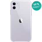 Apple Clear Case iPhone 11 - Transparent 99929824 kategorie