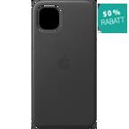Apple Leder Case iPhone 11 Pro - Schwarz 99929806 kategorie