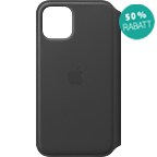 Apple Leder Folio Case iPhone 11 Pro - Schwarz 99929809 kategorie