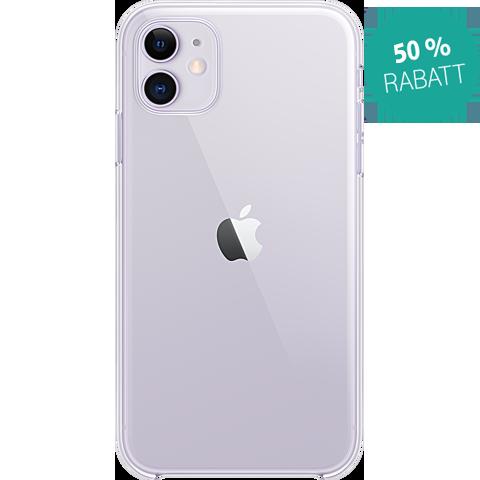 Apple Clear Case iPhone 11 - Transparent 99929824 vorne