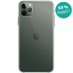 Apple Clear Case iPhone 11 Pro Max - Transparent 99929825 kategorie