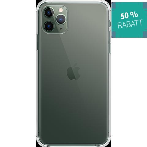 Apple Clear Case iPhone 11 Pro Max - Transparent 99929825 vorne