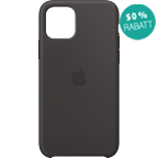 Apple Silikon Case iPhone 11 Pro - Schwarz 99929802 kategorie