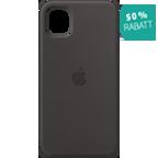 Apple Silikon Case iPhone 11 - Schwarz 99929823 kategorie