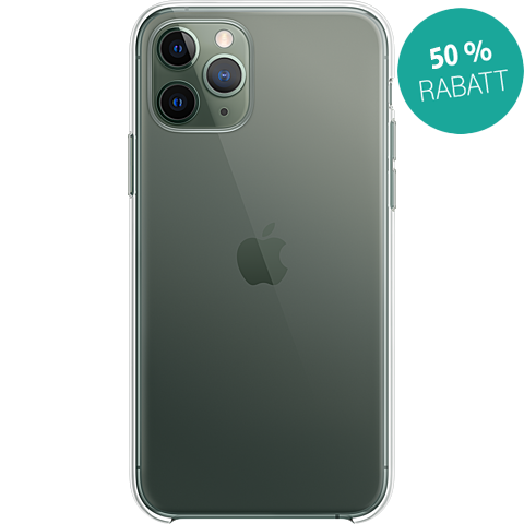 Apple Clear Case iPhone 11 Pro - Transparent 99929839 vorne