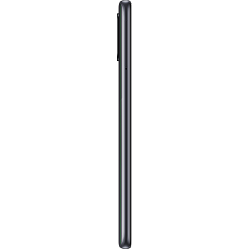 Samsung Galaxy A41 Black Seite