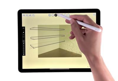 Das neue iPad: Eine neue Art, Dinge zu gestalten