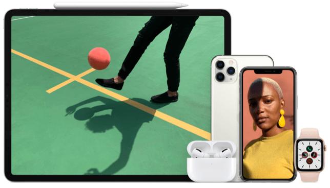 Erlebe Apple Produkte im besten Netz