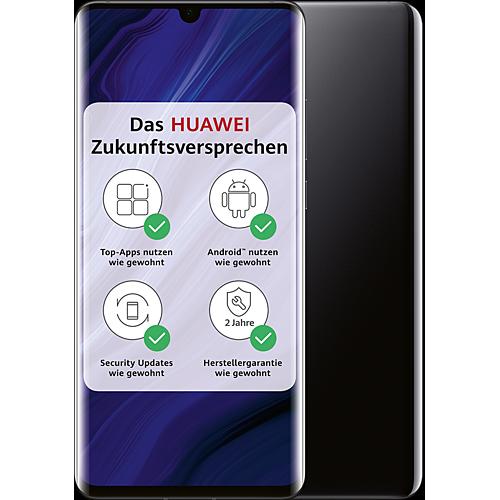 HUAWEI P30 Pro New Edition Black Vorne und Hinten