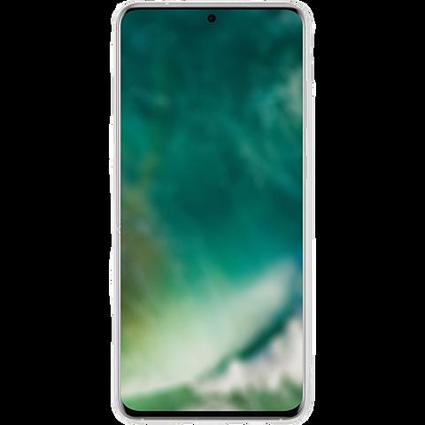 xqisit Flex Case Samsung Galaxy S20 Ultra - Transparent 99930614 hinten