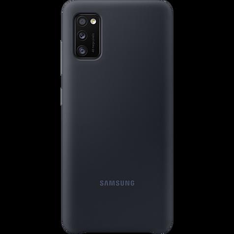 Samsung Silicone Cover Galaxy A41 - Schwarz 99930767 hero