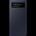 Samsung S-View Wallet Cover Galaxy A41 - Schwarz 99930768 kategorie