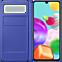 Samsung S-View Wallet Cover Galaxy A41 - Schwarz 99930768 seitlich thumb