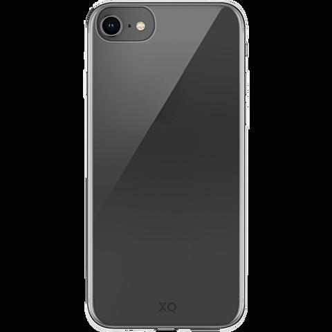 xqisit Flex Case Apple iPhone SE - Transparent 99930791 vorne