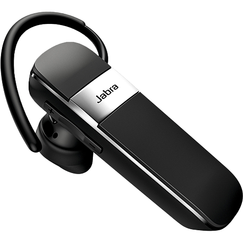 Jabra Talk 15 Universal Wireless Bluetooth-Headset - Schwarz 99930826 hero
