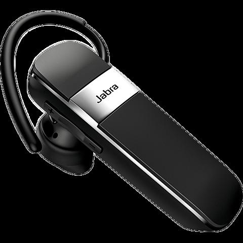 Jabra Talk 15 Universal Wireless Bluetooth-Headset - Schwarz 99930826 vorne