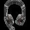 Jabra Evolve 75 Wireless On-Ear Bluetooth-Kopfhörer - Schwarz 99930827 vorne thumb