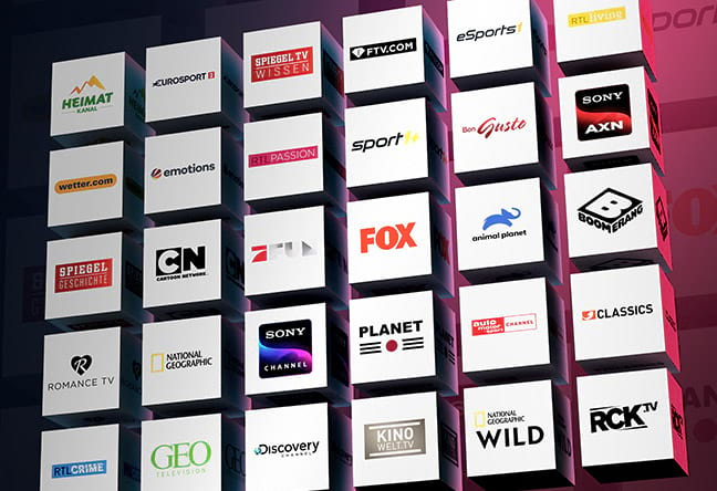 MagentaTV Premium-Sender