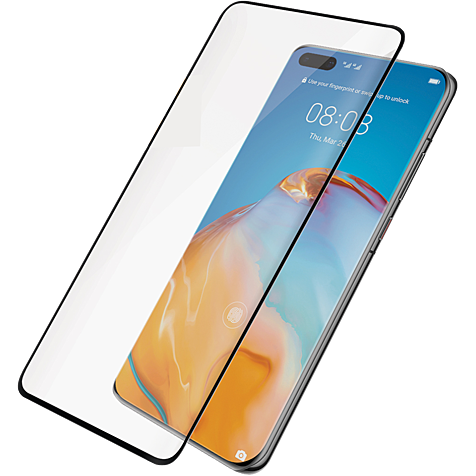 PanzerGlass Display Glas HUAWEI P40 Pro - Transparent 99930824 hero
