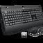 Logitech MK540 Advanced WirelessTastatur-Maus-Set - Schwarz 99930832 seitlich thumb