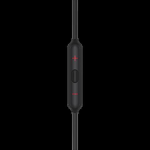 OnePlus Bullets Z Wireless In-Ear Bluetooth-Kopfhörer - Schwarz 99930892 hinten
