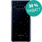 Samsung LED Cover Galaxy S10+ - Schwarz 99929216 kategorie