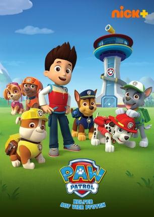 Bild zur Kinderserie Paw Patrol