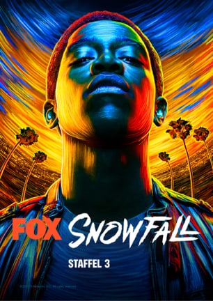 Bild zur Dramaserie Snowfall