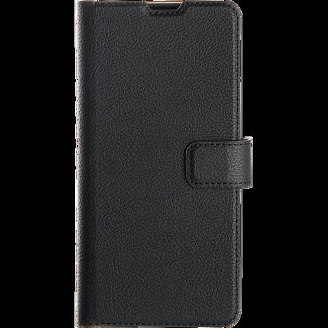 xqisit Slim Wallet Selection Samsung Galaxy A21s - Schwarz 99930887 hero