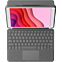Logitech Combo Touch Schutzhülle Apple iPad (7. Generation) - Anthrazit 99930937 vorne thumb