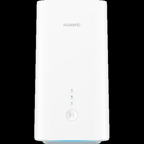 HUAWEI 5G CPE Pro 2 Weiß Vorne und Hinten