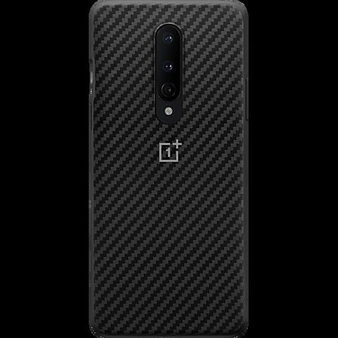 OnePlus Karbon Bumper Case OnePlus 8 - Schwarz 99930894 vorne