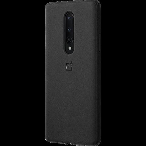 OnePlus Bumper Case OnePlus 8 - Schwarz 99930893 seitlich