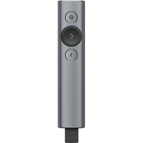 Logitech Spotlight Presentation Remote - Grau 99931028 hero