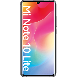 Xiaomi Mi Note 10 Lite Midnight Black Katalog