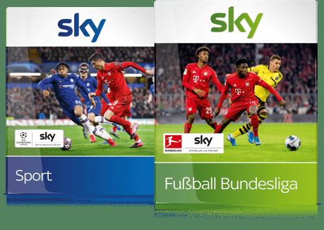 Der komplette Live-Sport von Sky mit Magenta TV