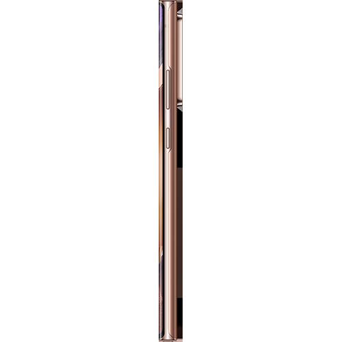 Samsung Galaxy Note20 Ultra 5G Mystic Bronze Seite