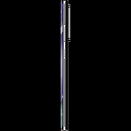 Samsung Galaxy Note20 Ultra 5G Mystic Black Seite