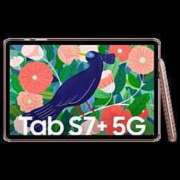 Samsung Galaxy Tab S7+ 5G Mystic Bronze Katalog